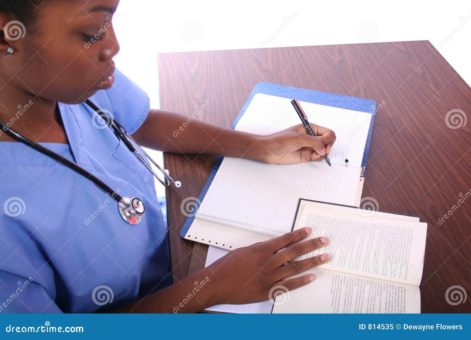 Infirmière ou étudiant
