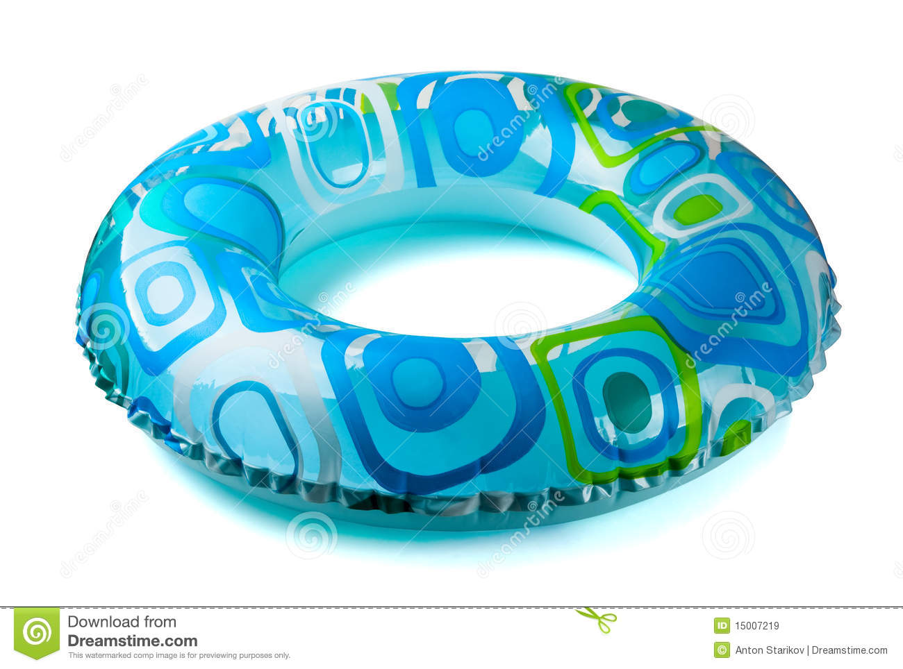 Inflatable Tube Stock Image Image Of Object Relaxation