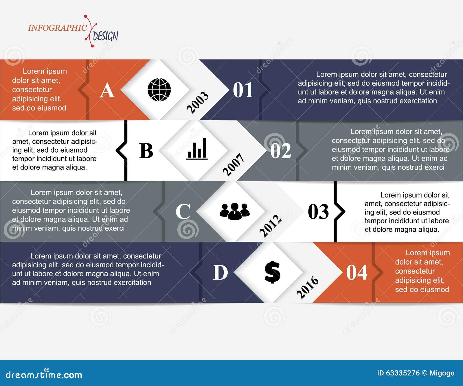 Infographic企业模板