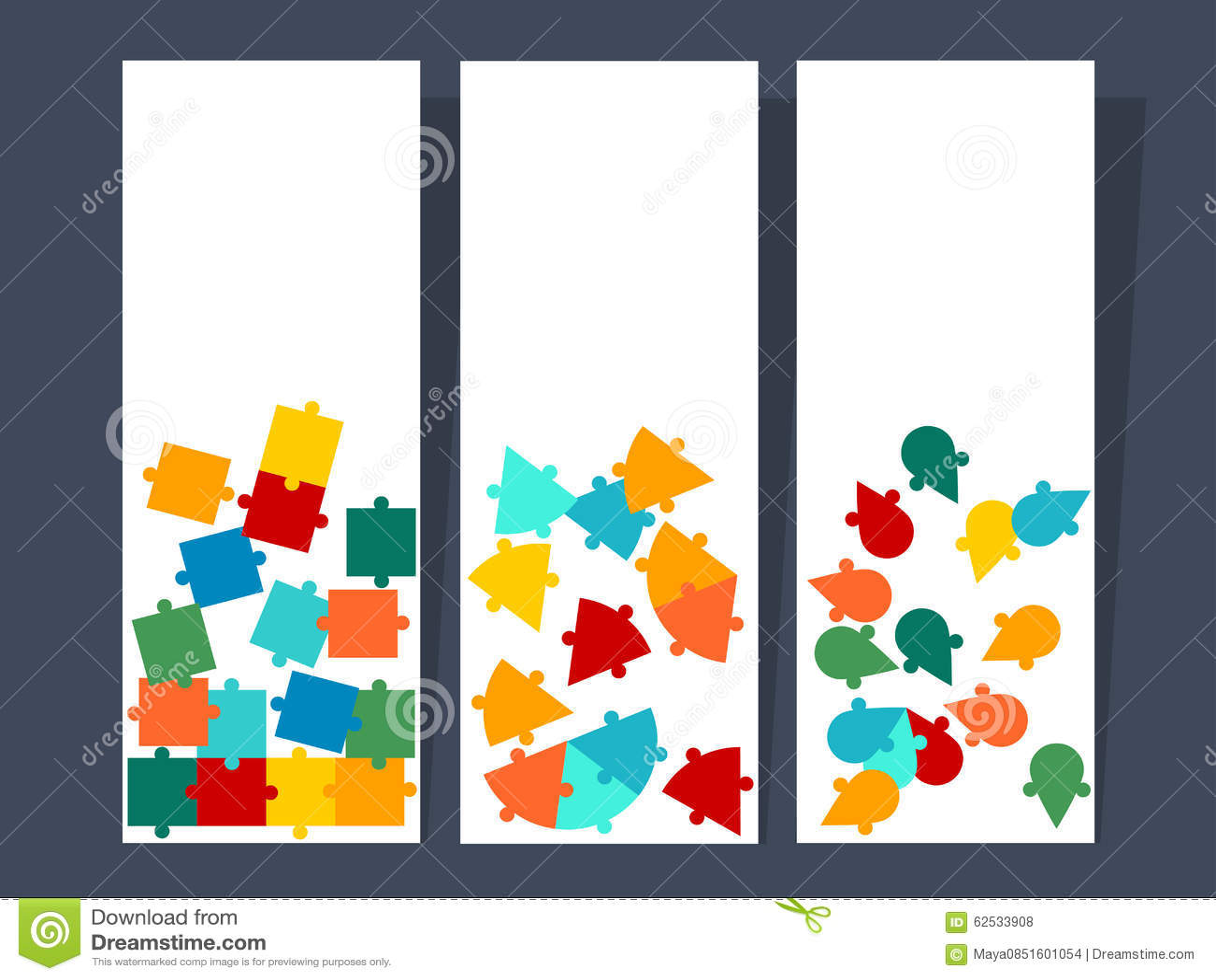 Infographic选择横幅的传染媒介例证