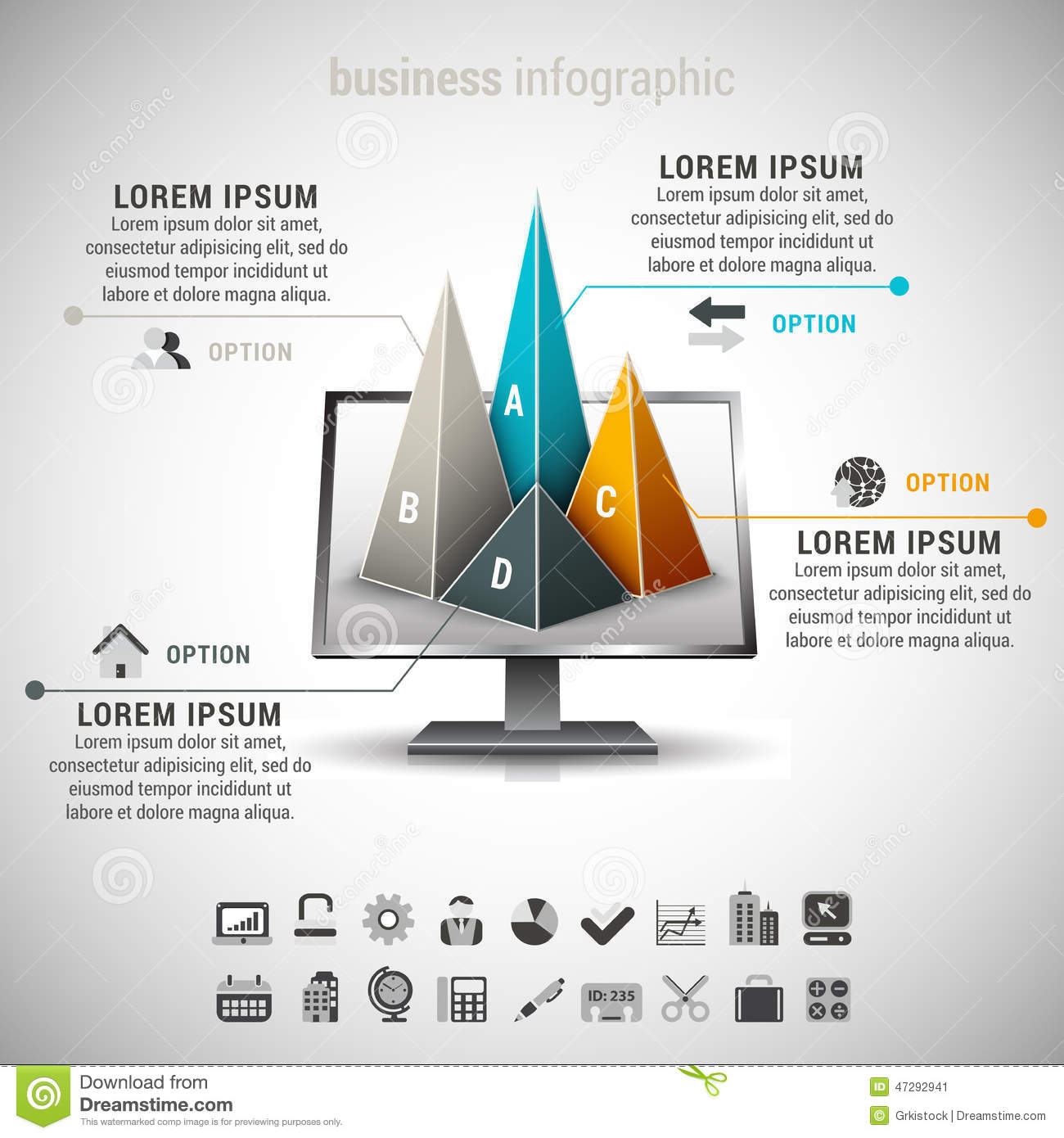 Infographic program mac