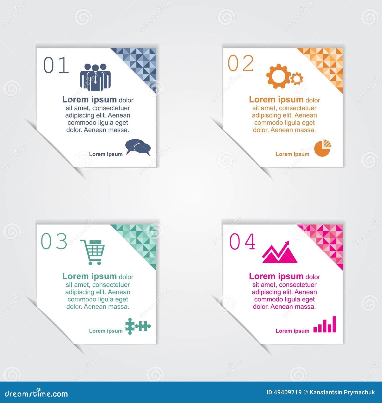 Download Infographic Auch Im Corel Abgehobenen Betrag Vektor Abbildung - Illustration von abbildung, auszug: 49409719