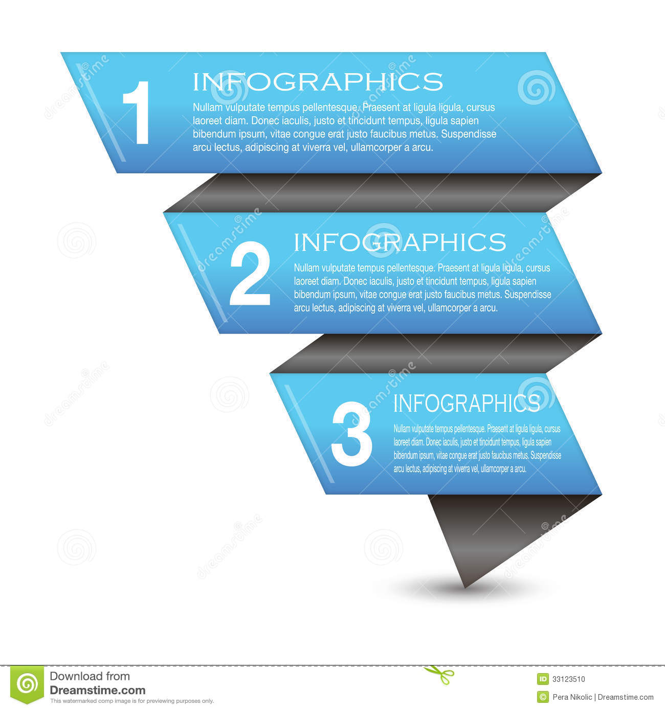 Design elements banner - Royalty Free Stock Photo Download Infographic Banner Design Elements