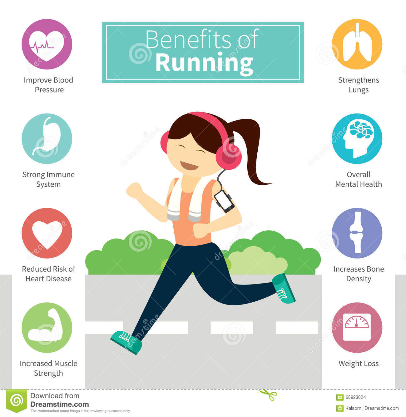 benefits of jogging Physical advantages of jogging considering the fact that jogging is not as demanding as running, the weight loss benefits are substantial.