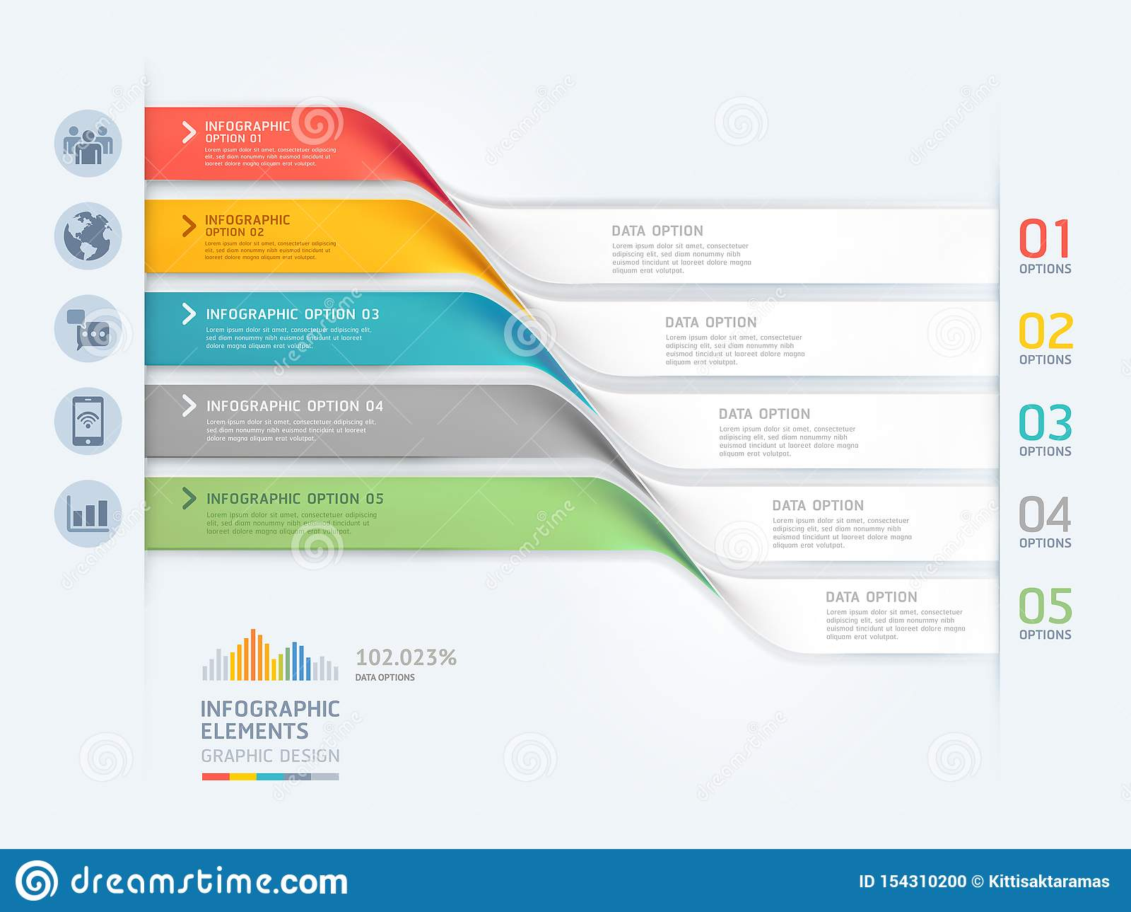 Infographic Elementschablone des Geschäfts Photorealistic Ausschnittskizze kann f?r Arbeitsflussplan, Fahne, Diagramm, Zahlwahlen