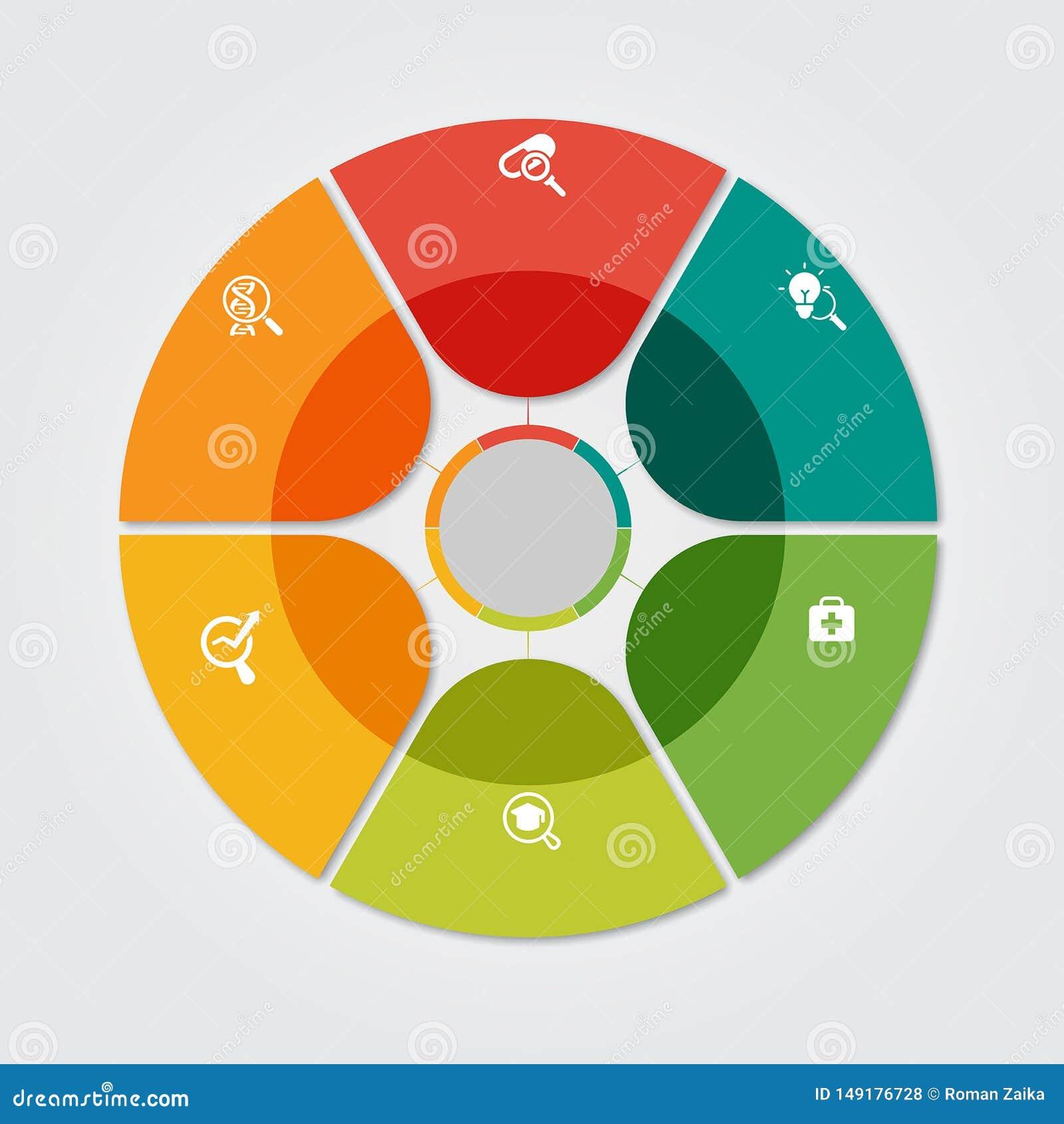 Infographic novo para núcleos da pesquisa , ilustra??o