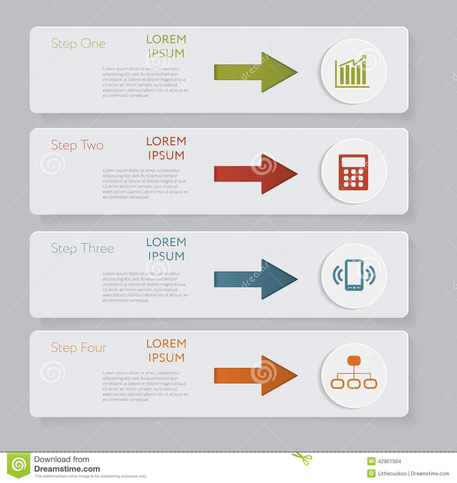Infographic Projektuje numerową sztandaru szablonu grafikę lub strona internetowa układ