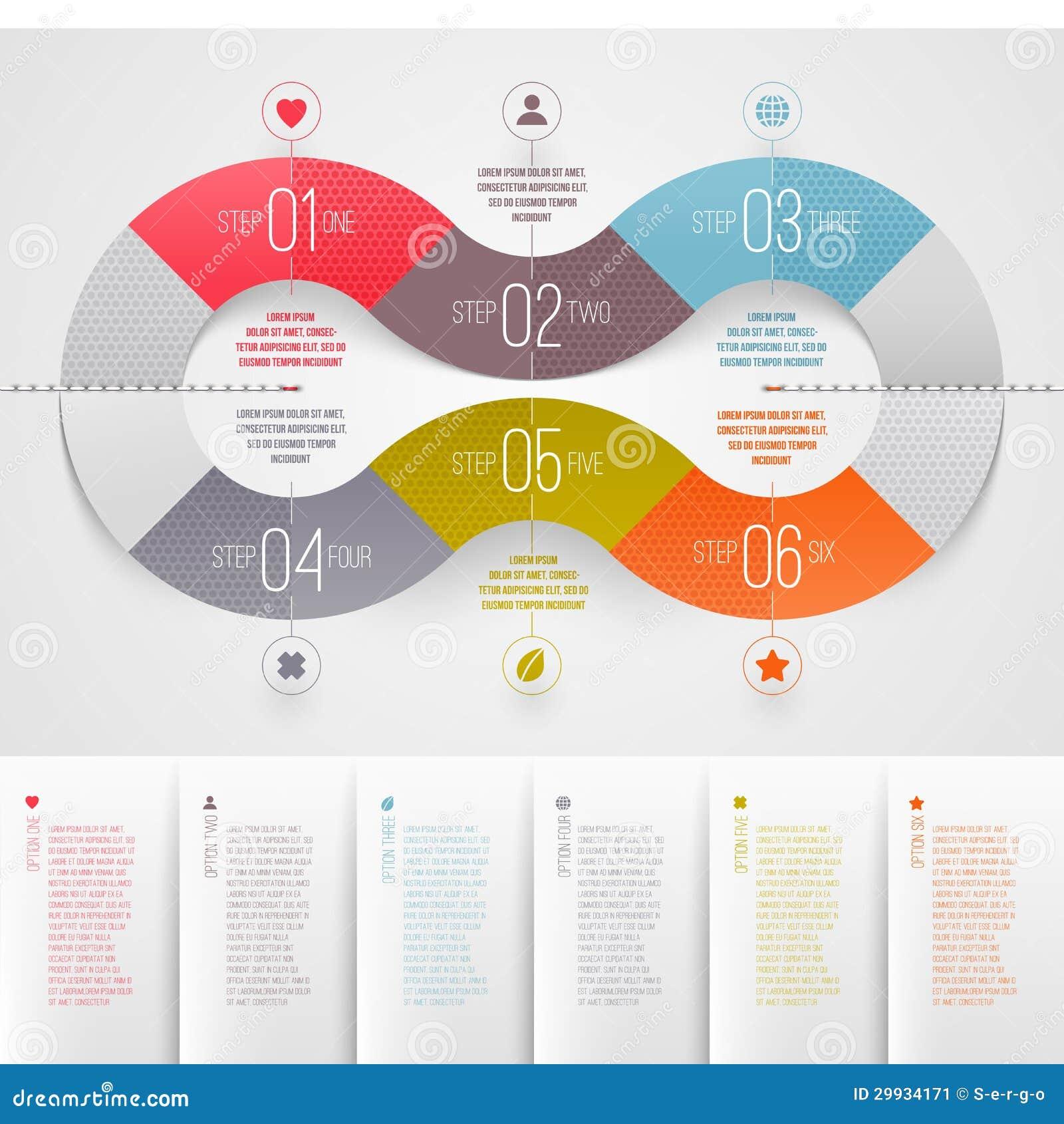 Infographics设计模板