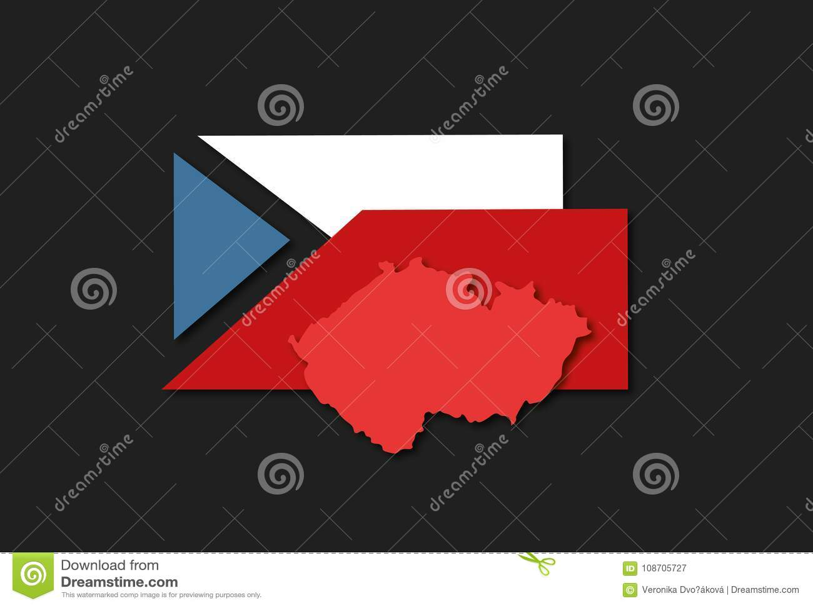 Infographics à eleição presidencial em República Checa que destaca a disparidade de eleitores checos