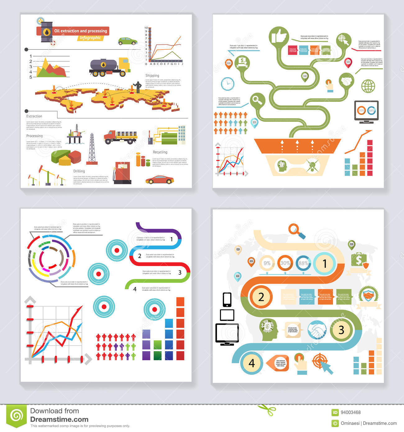 Infographics elements symbols and icons retro style design template infographics elements symbols and icons retro style design template on stylish abstract background vector illustration buycottarizona Gallery