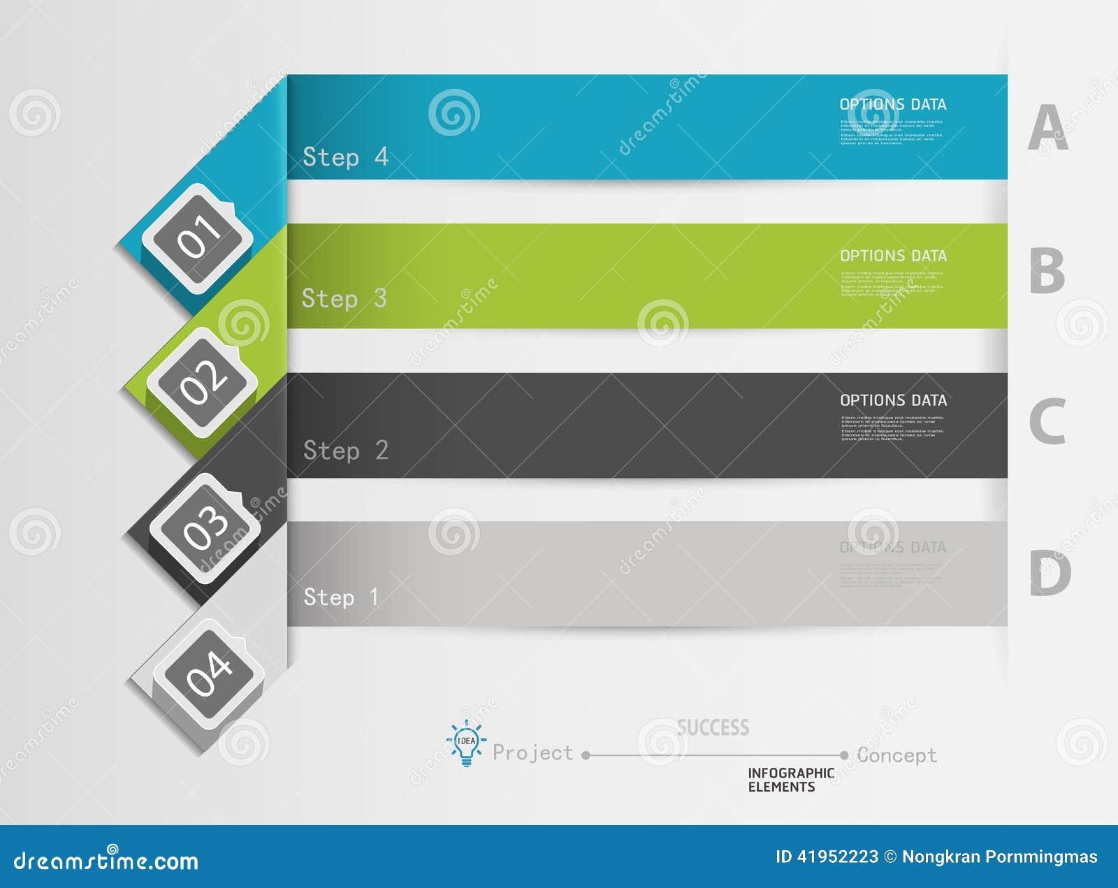 Infographics Liczył sztandary może używać dla obieg układu,