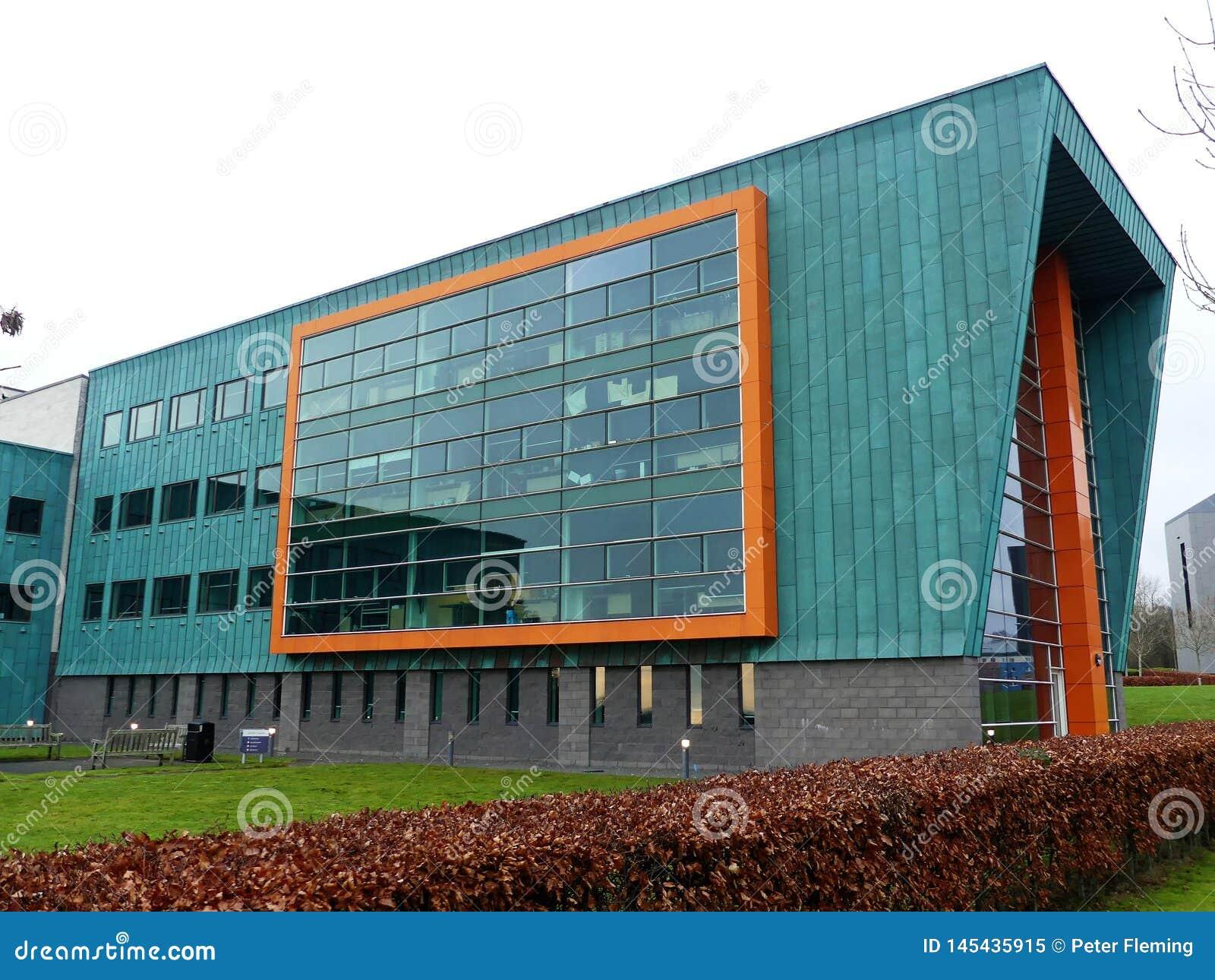 InfoLab21, escuela de la computaci?n y comunicaciones, universidad de Lancaster, impulsi?n del sur, Bailrigg, Lancaster