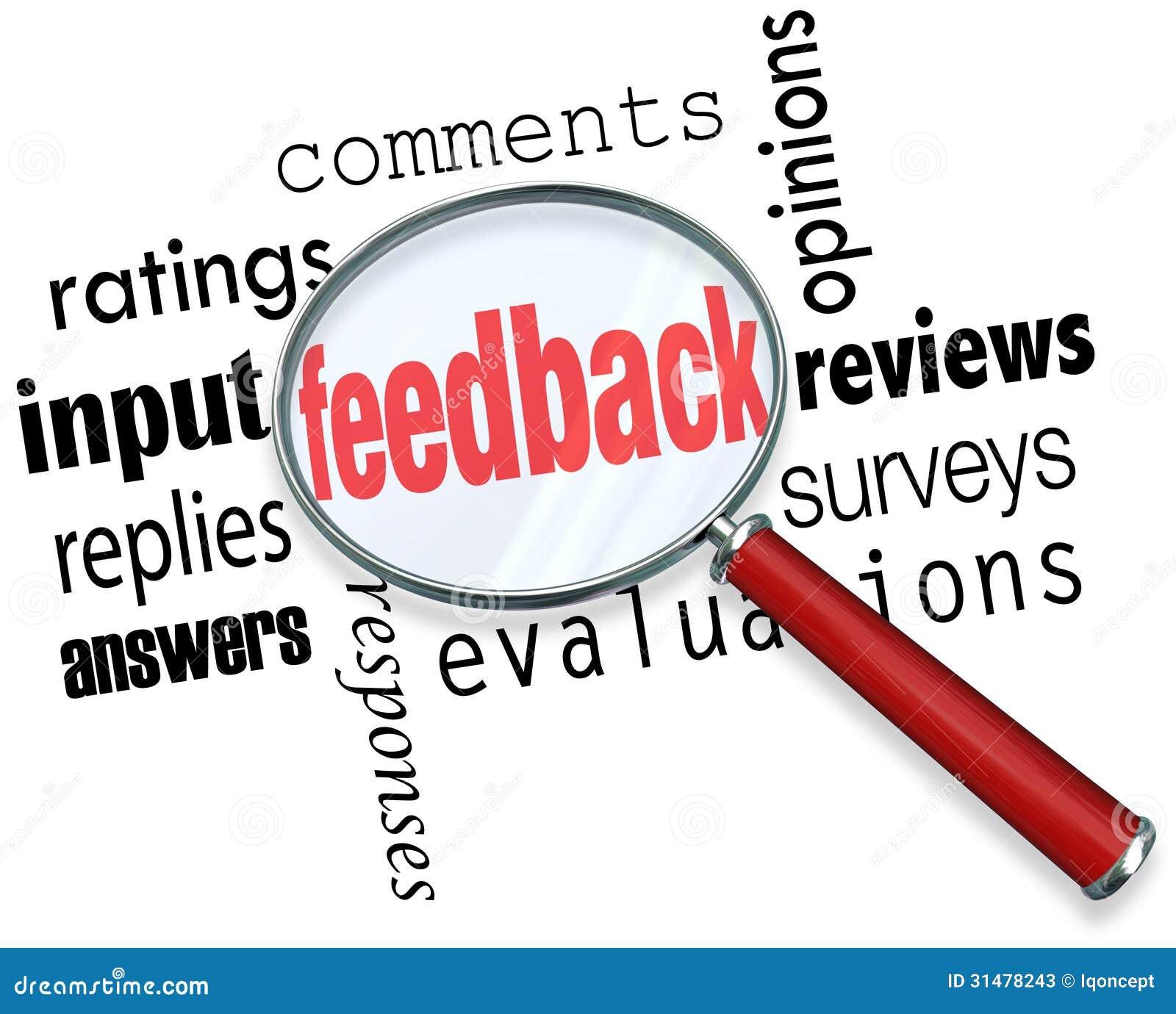 Informacje zwrotne Powiększać - szklany wkład Komentuje ocena przeglądy
