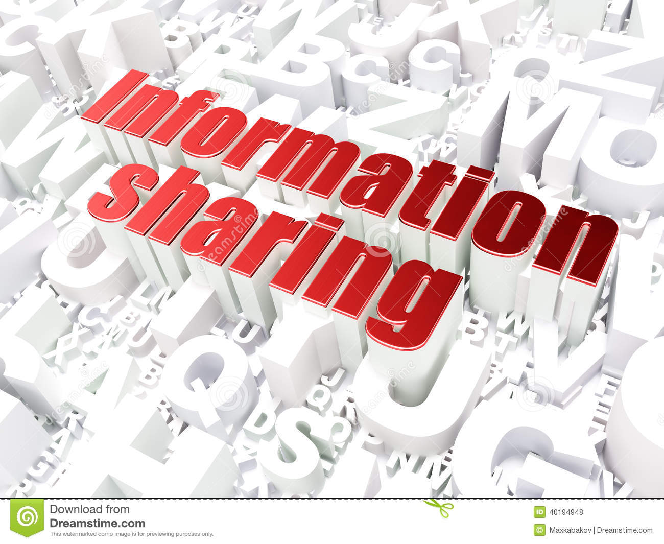 Information Concept: Information Sharing On Alphabet ...