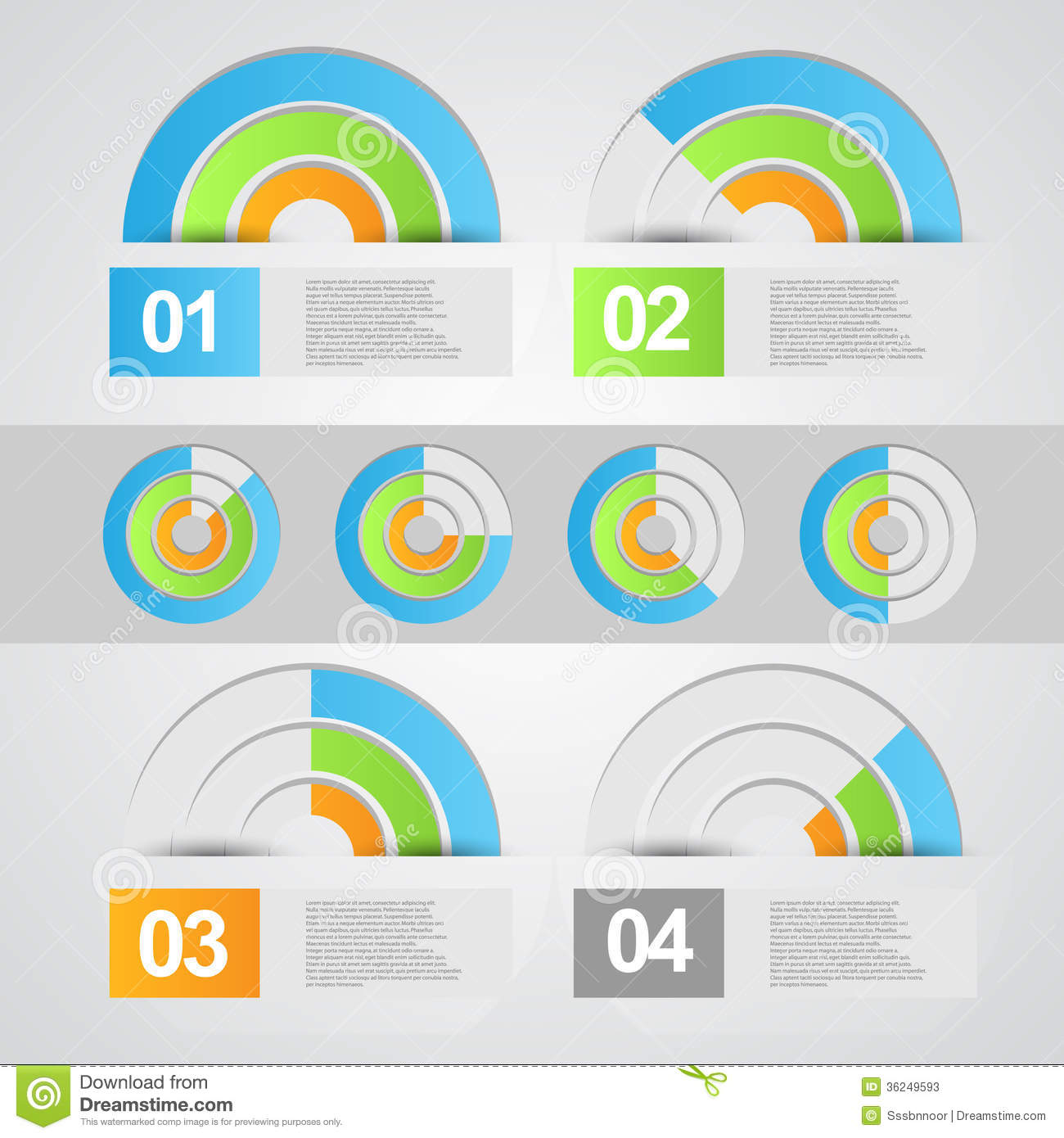 Information graphic stock photos image 36249593 for Copy design