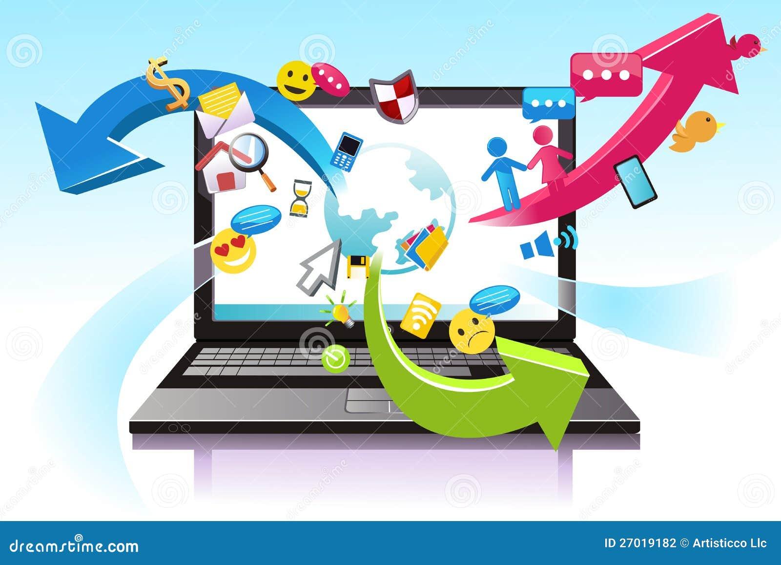 Information technologyInformation Technology Clipart
