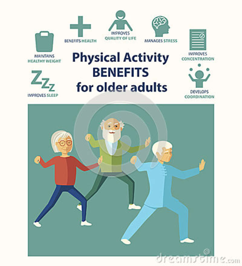 physical activity benefits for older adults