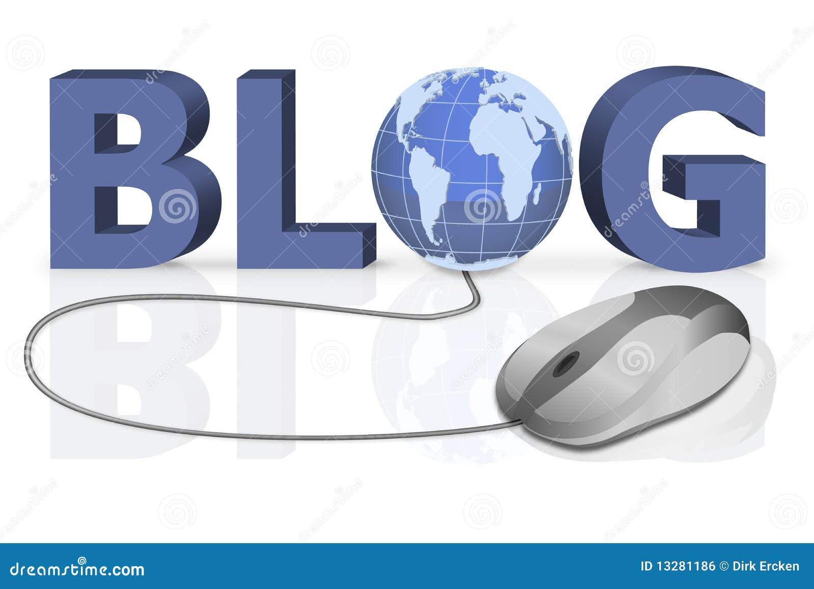 Informationsonline-personlig share om blog till