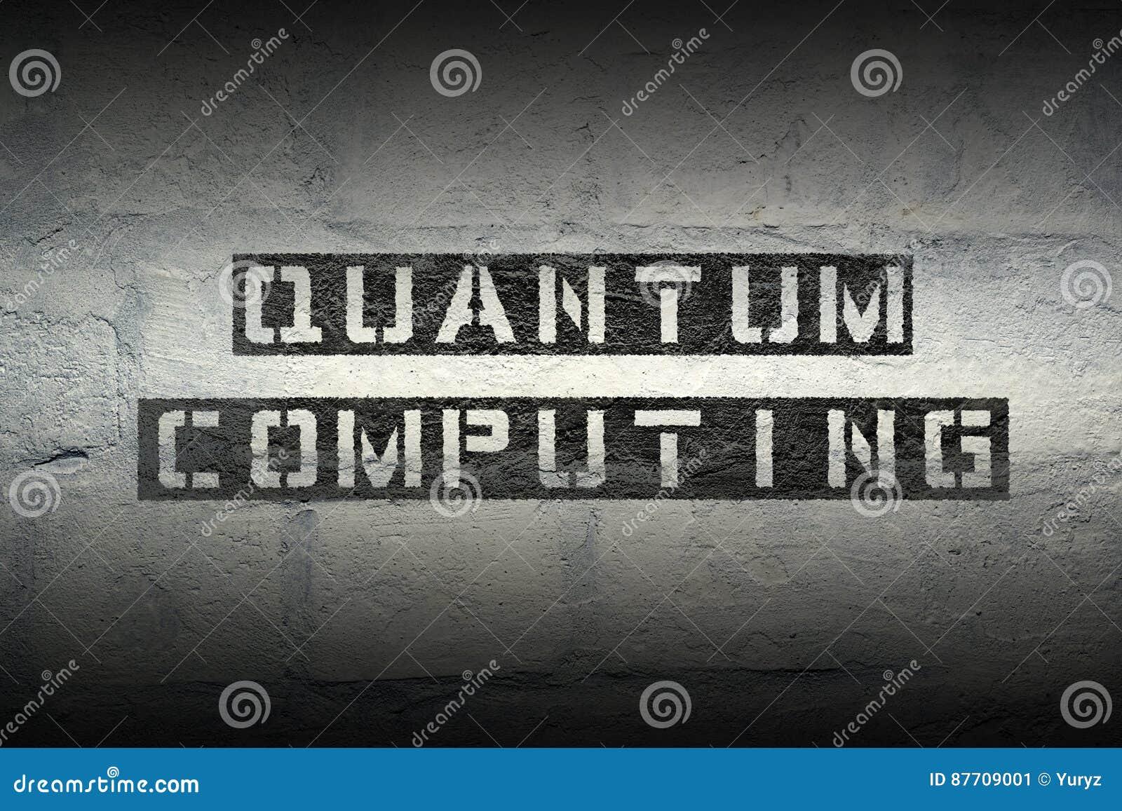 Informatique quantique GR