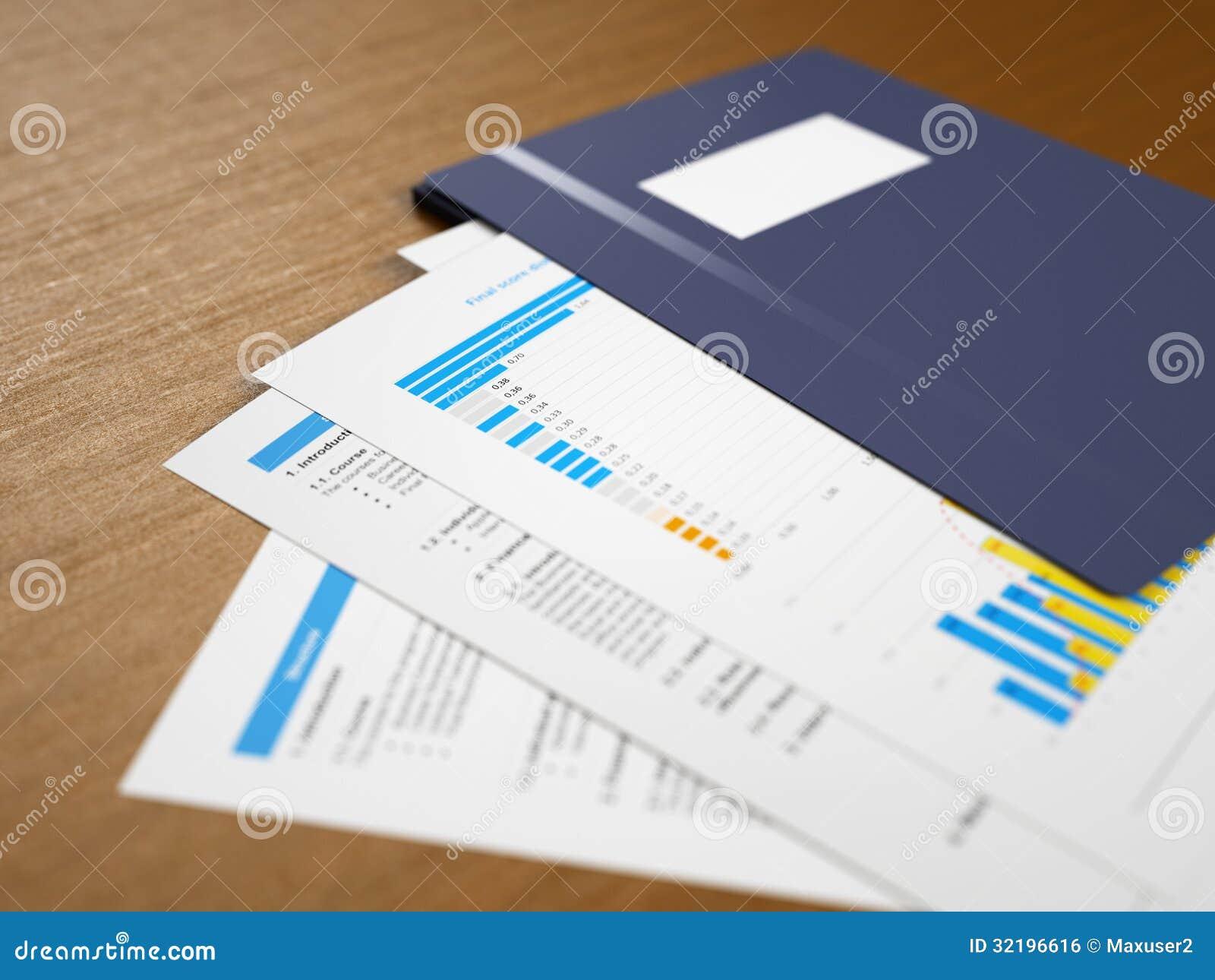 Informe de negocios