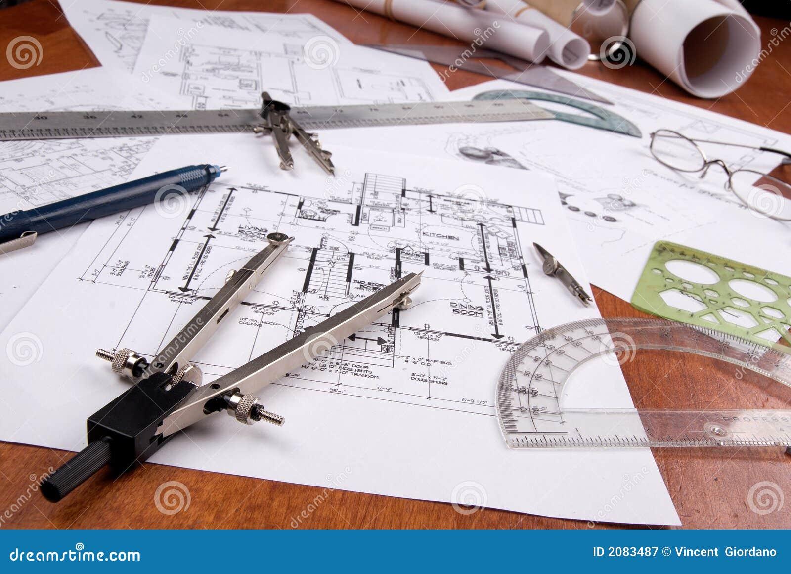 Ing Nieur Architecte Ou Plans Et Outils D 39 Entrepreneur