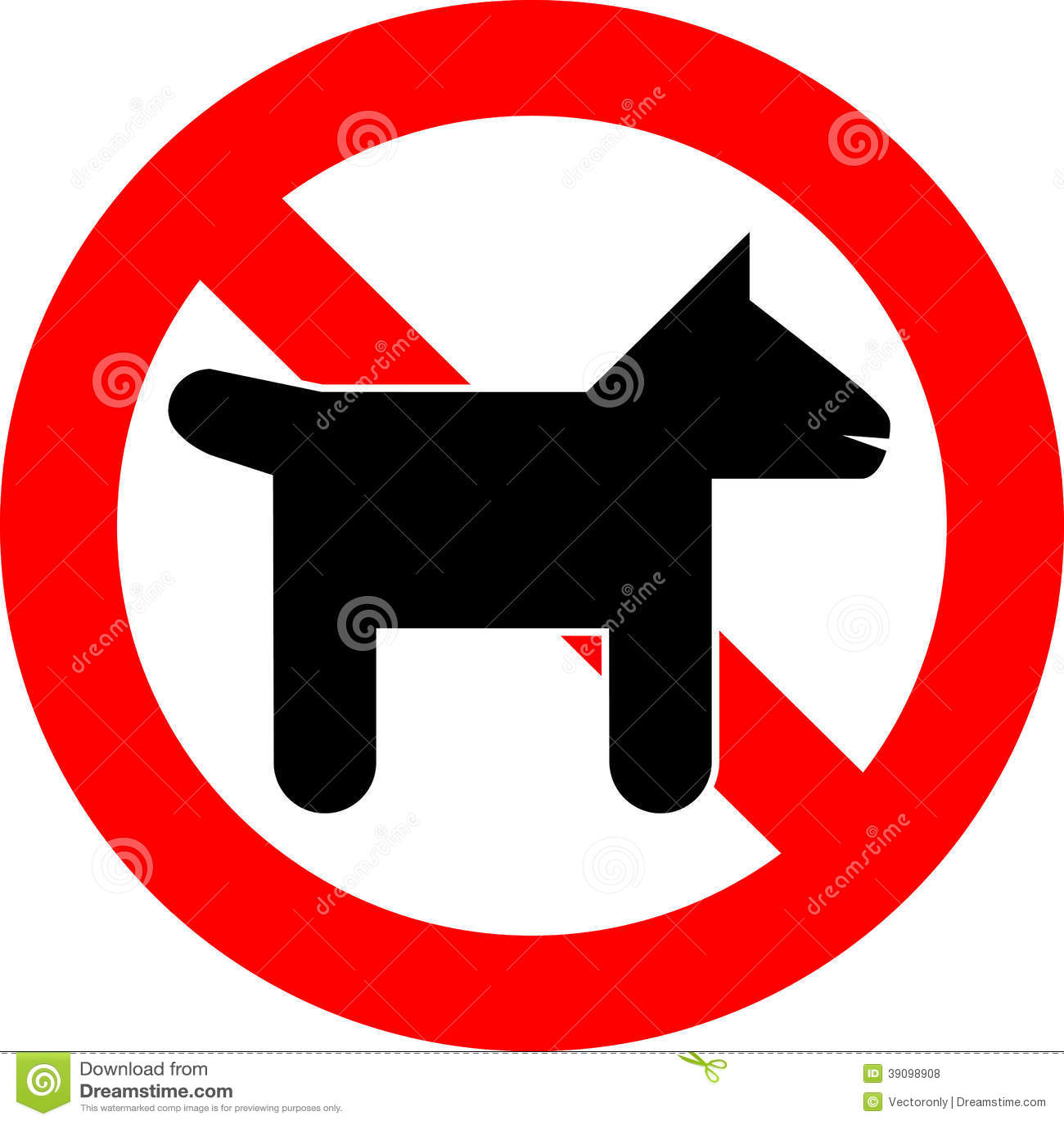 Inga husdjur