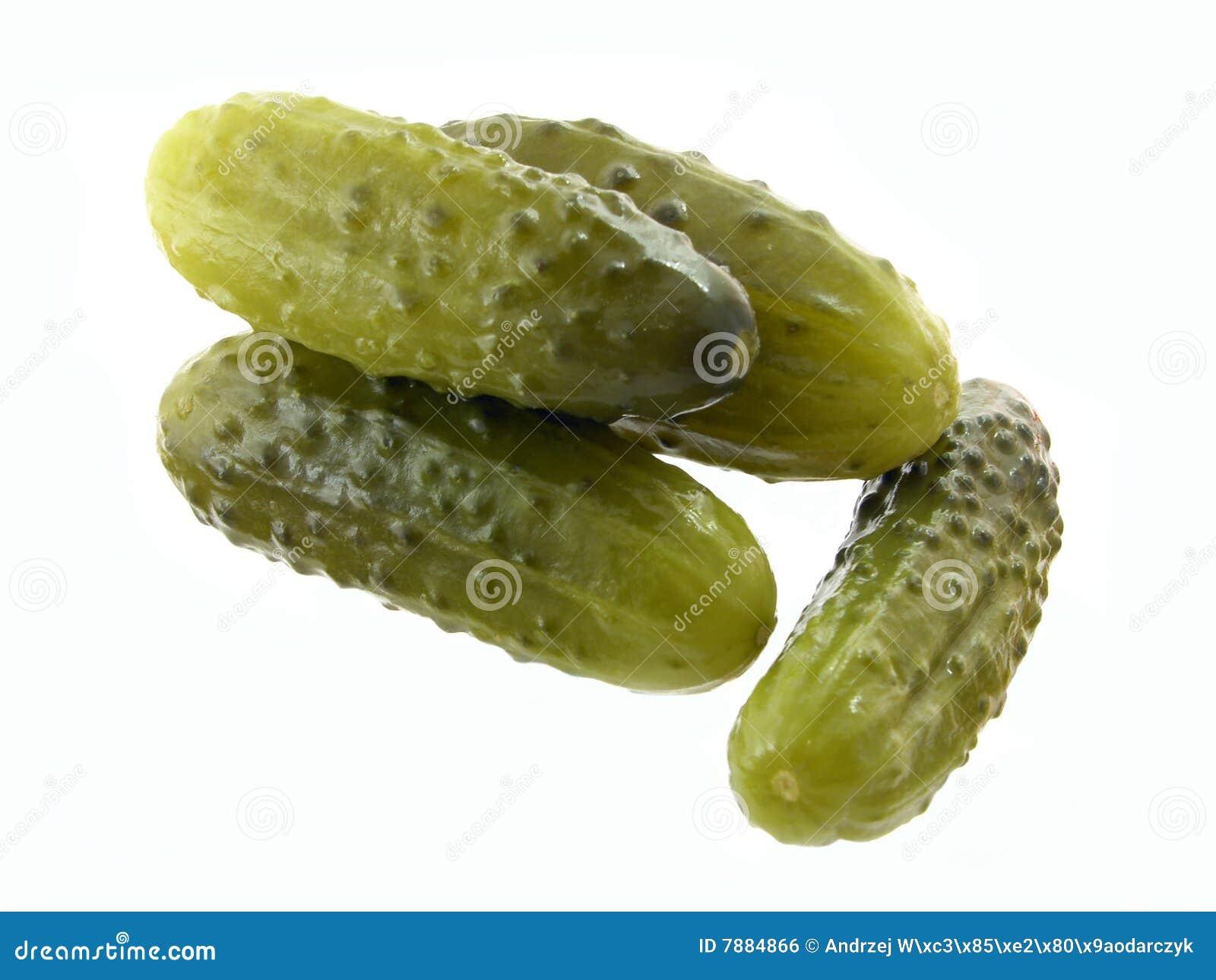 Ingelegde komkommer royalty vrije stock afbeelding beeld 7884866 - De komkommers ...
