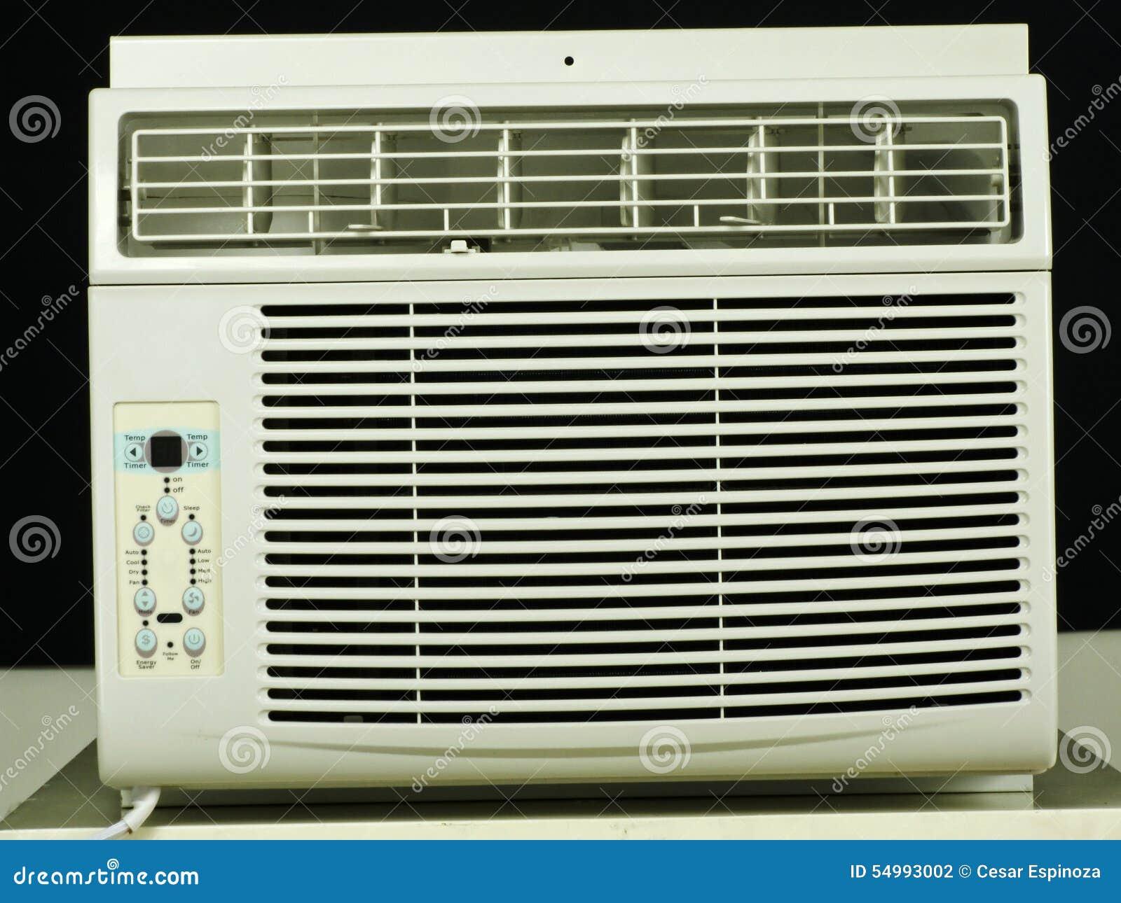 Ingen btrandWindows luftkonditioneringsapparat