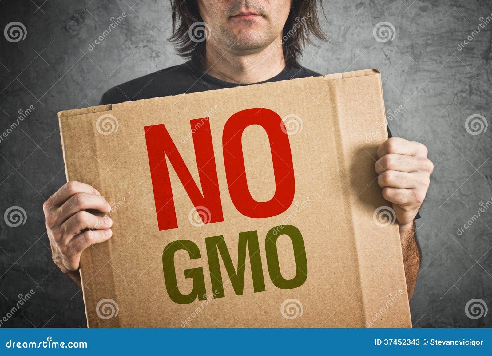 Ingen GMO.