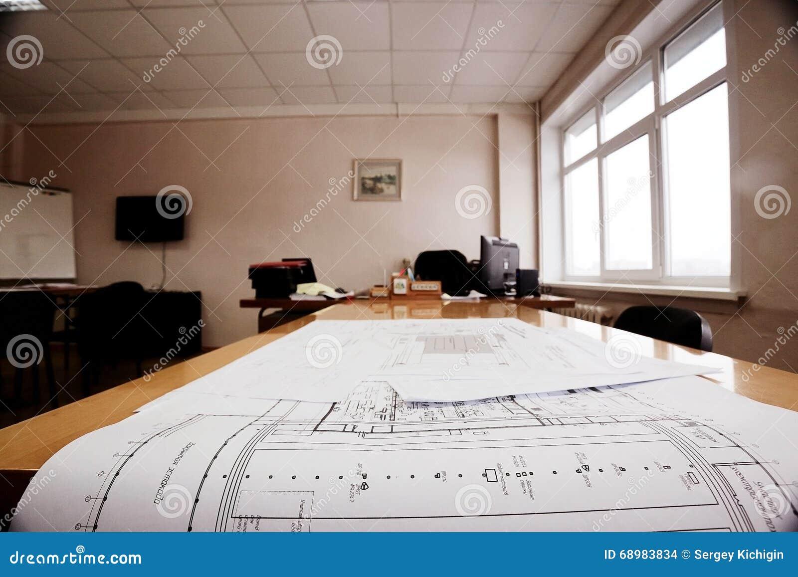 Ingeniero del dibujo del diseñador del concepto