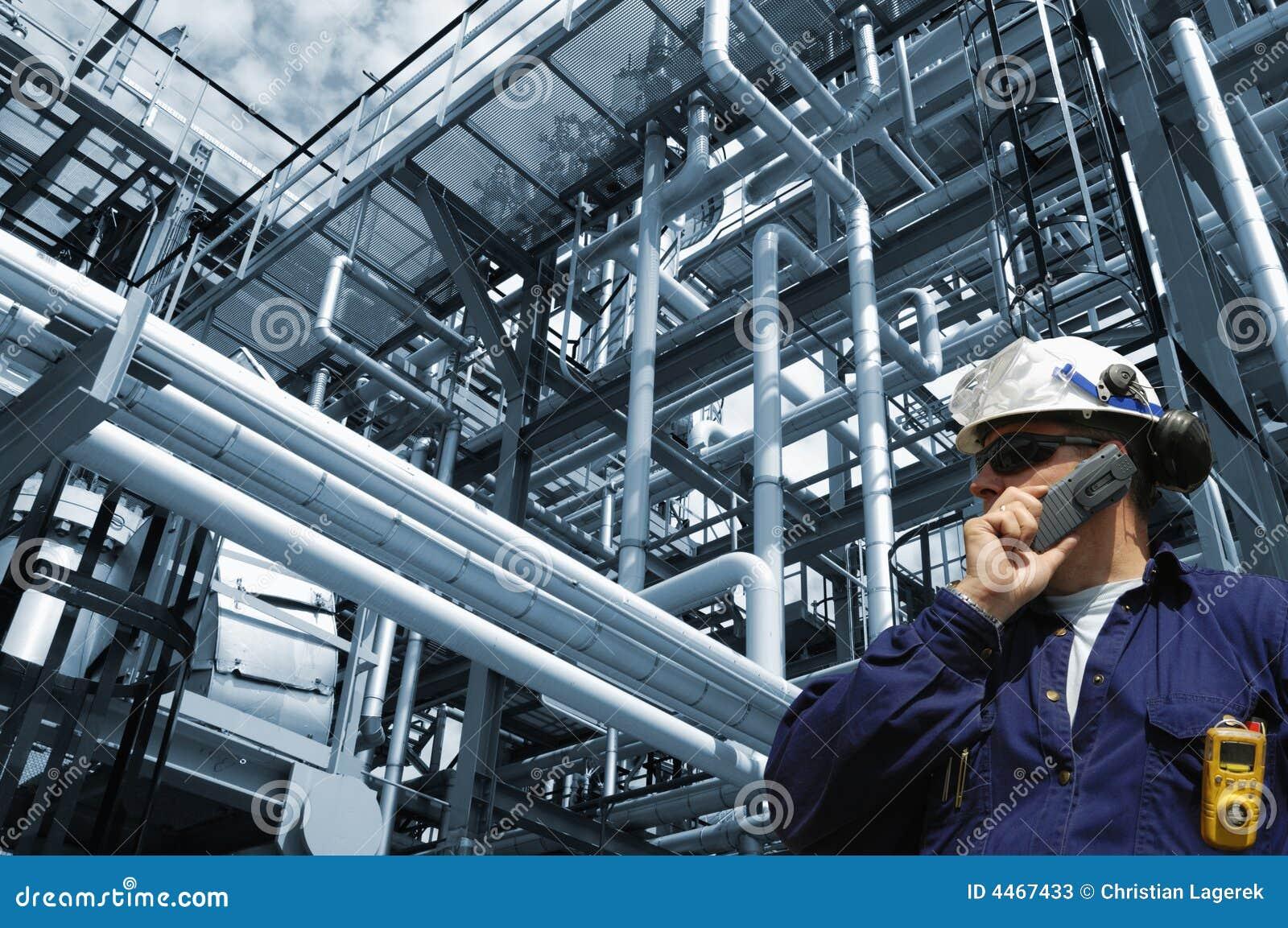 Ingeniero, petróleo, gas y potencia