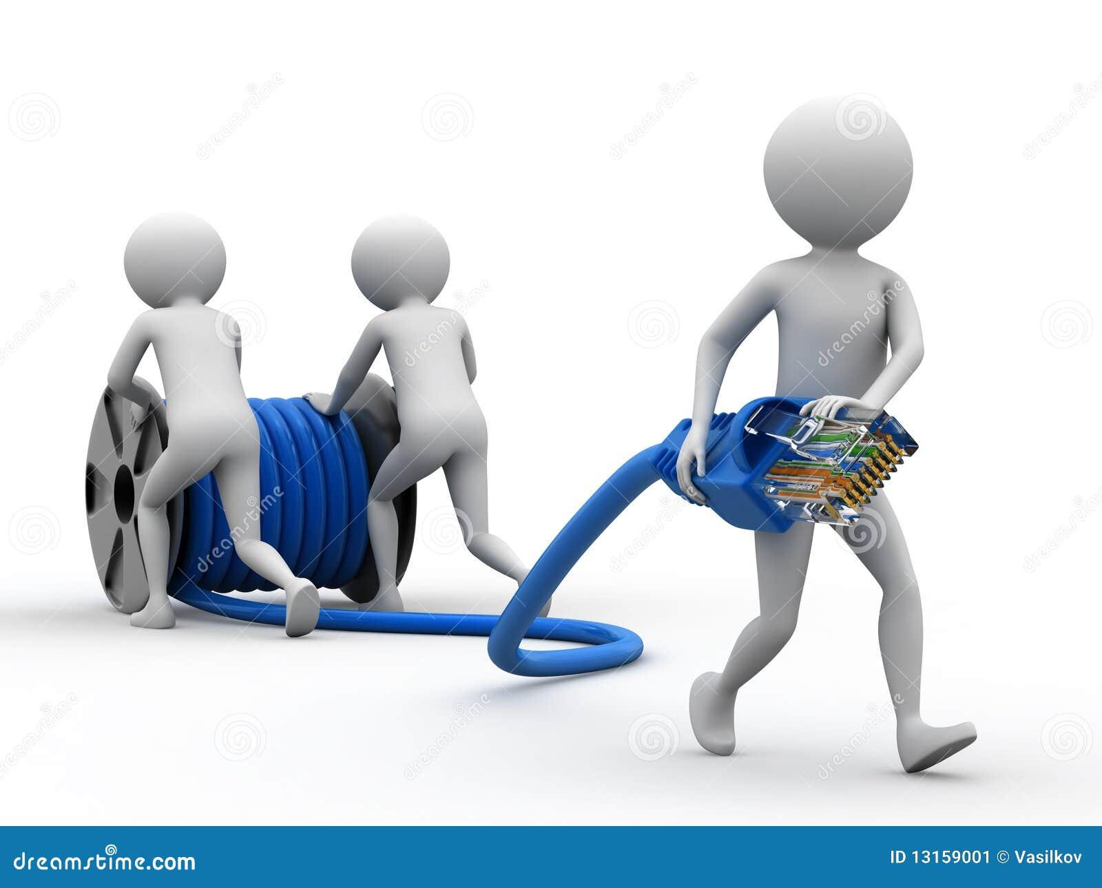 Ingenieros de la red