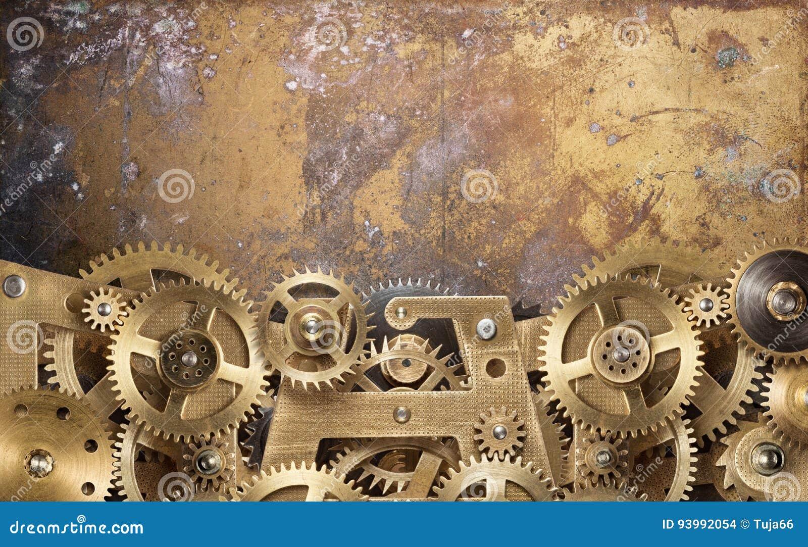 Ingranaggi del movimento a orologeria