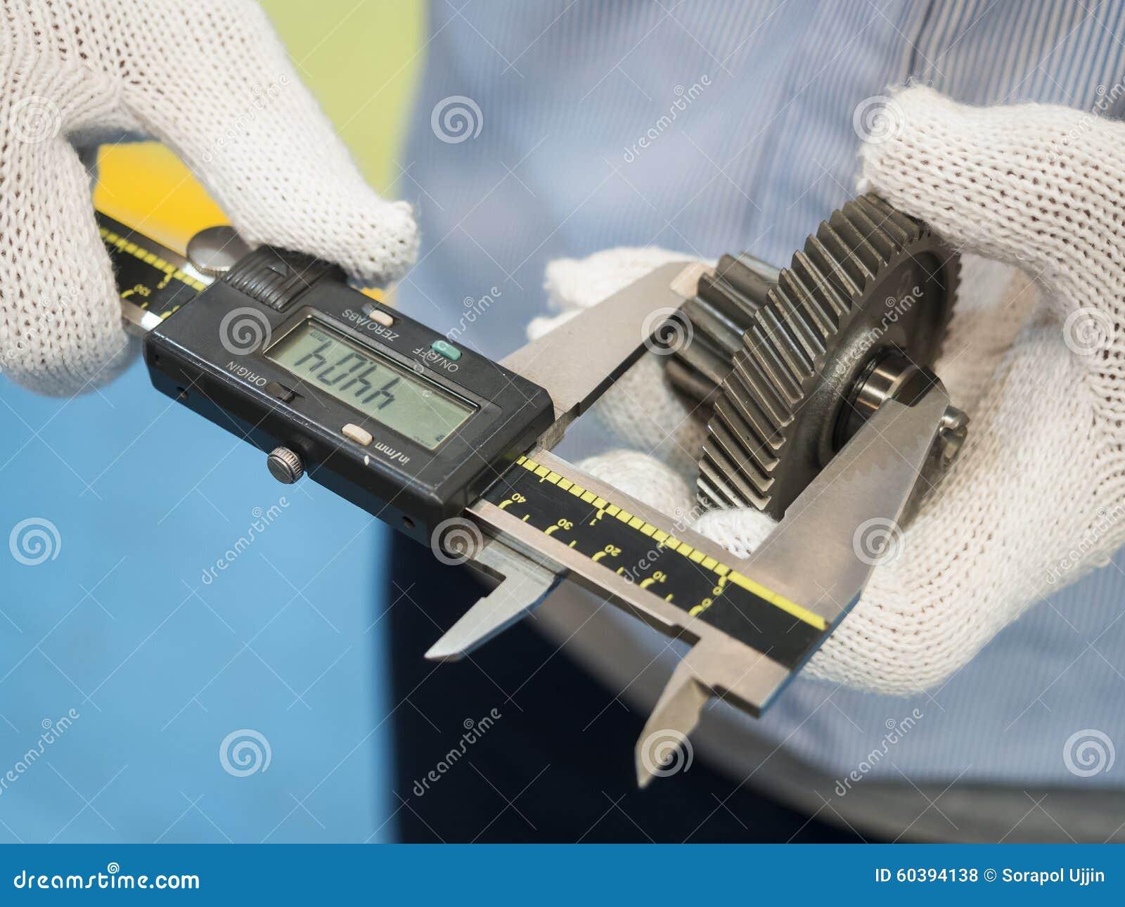 Ingranaggio d acciaio automobilistico di ispezione