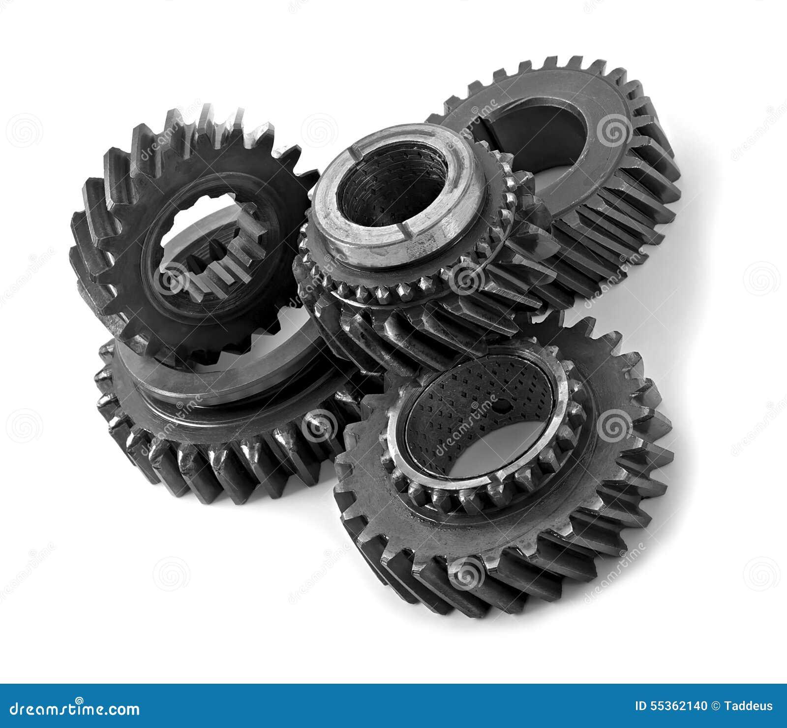Ingranaggio delle parti di metallo