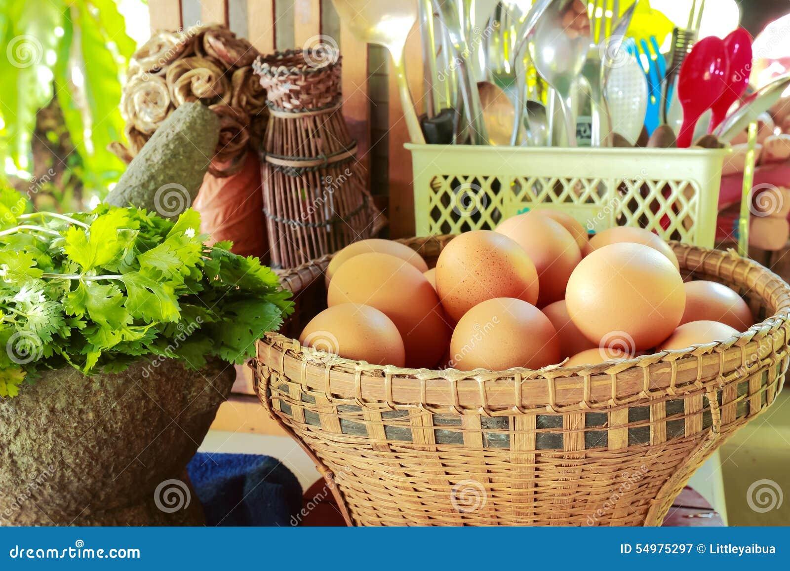Ingredienser för matlagning