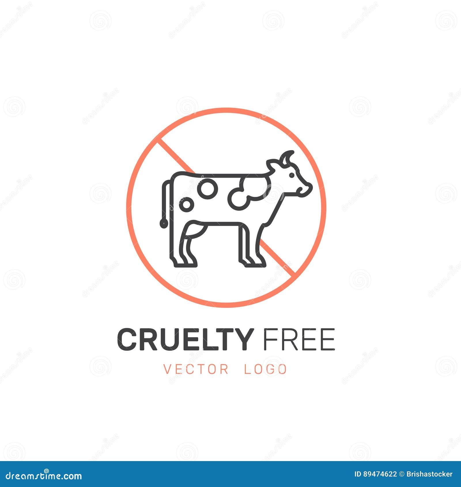 Ingredient Warning Label Icon Cruelty Free Vegan And Vegetarian