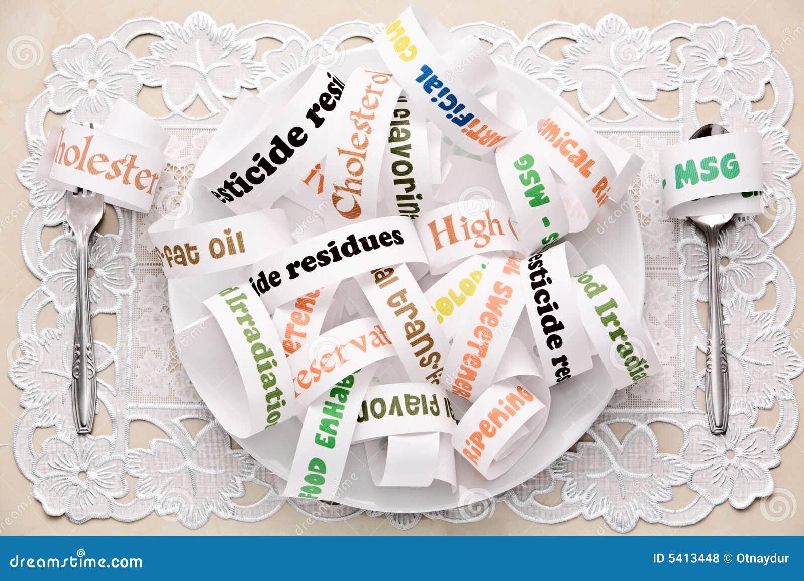 Ingredientes alimentarios diarios que la mayoría de la gente come