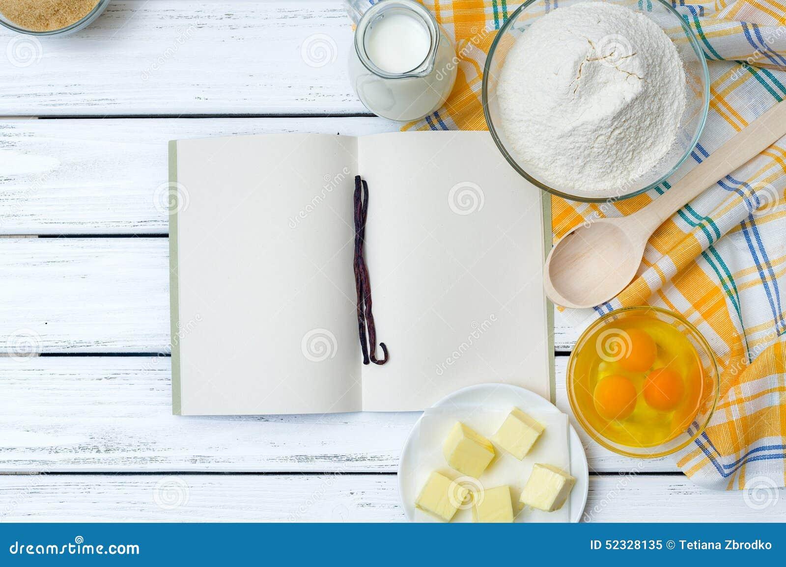 Ingredientes de la receta de la pasta