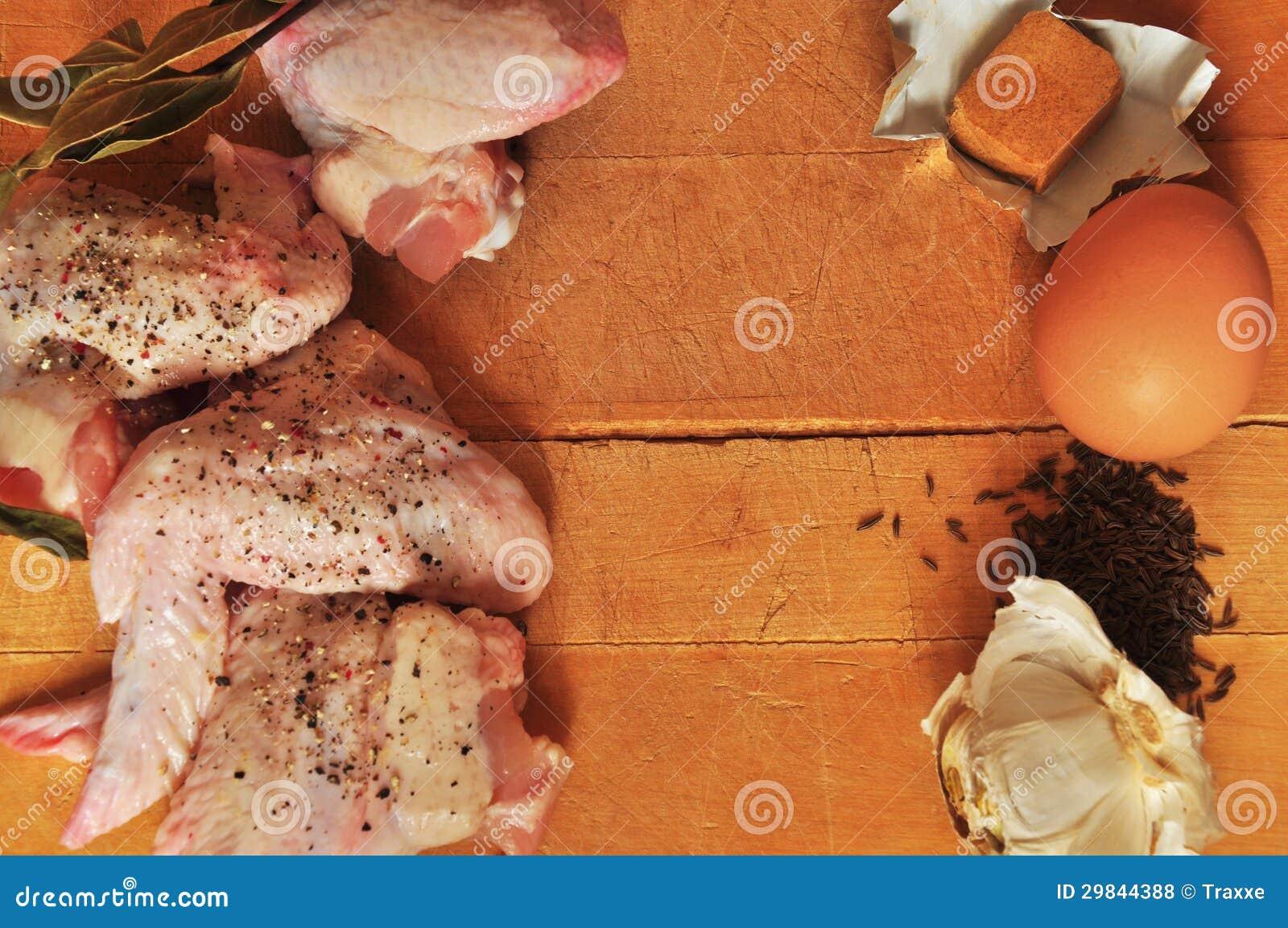 Prato da galinha