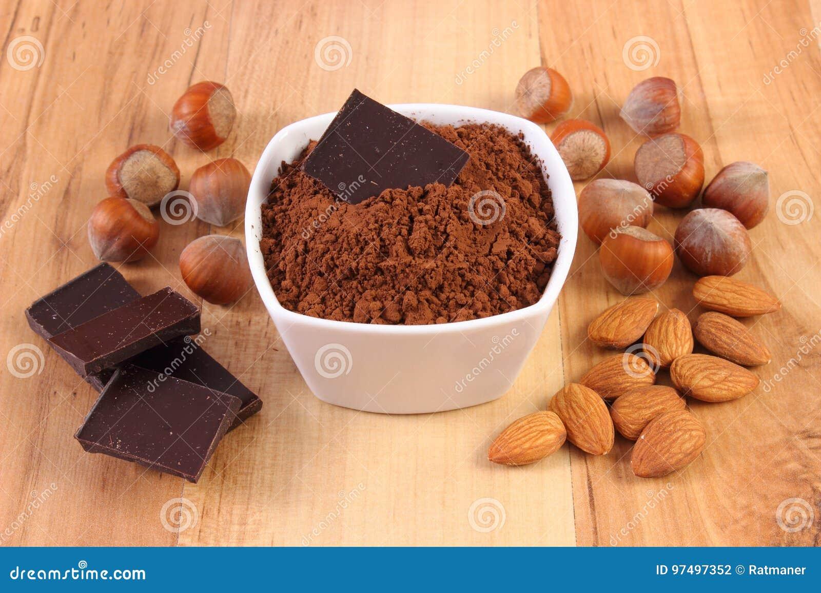 Ingredienti o prodotti che contengono magnesio, fibra dietetica ed i minerali