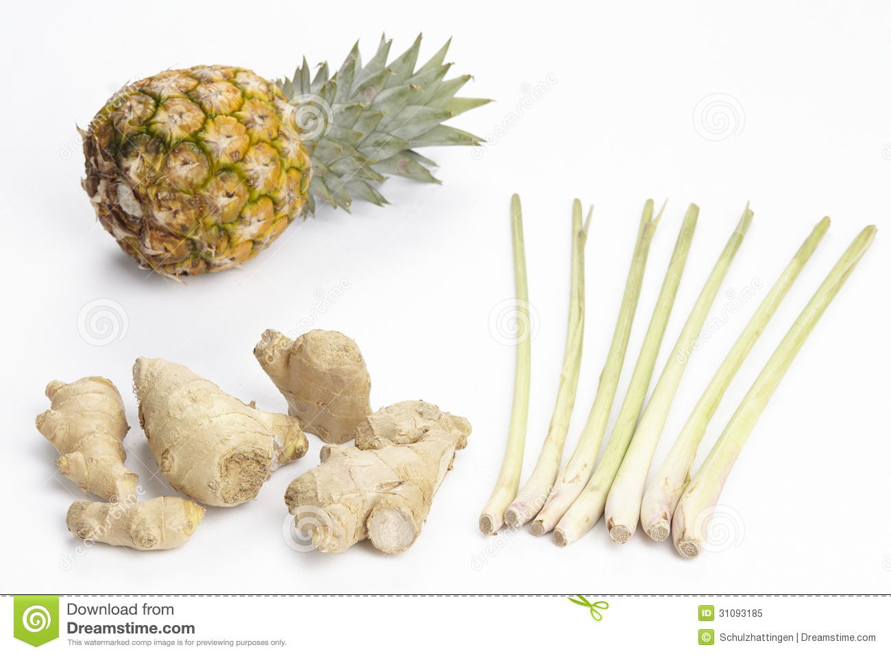 Ingredients for the asian cuisine royalty free stock photo for Asian cuisine ingredients