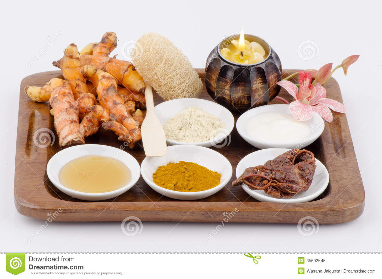 Ingredients For Body Scrubs Scrub Your Face With Turmeric And
