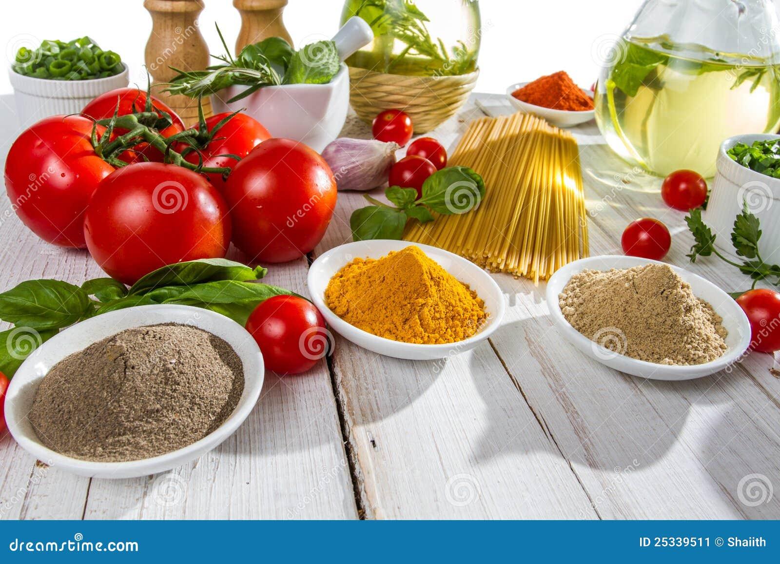 Ingredients healthy