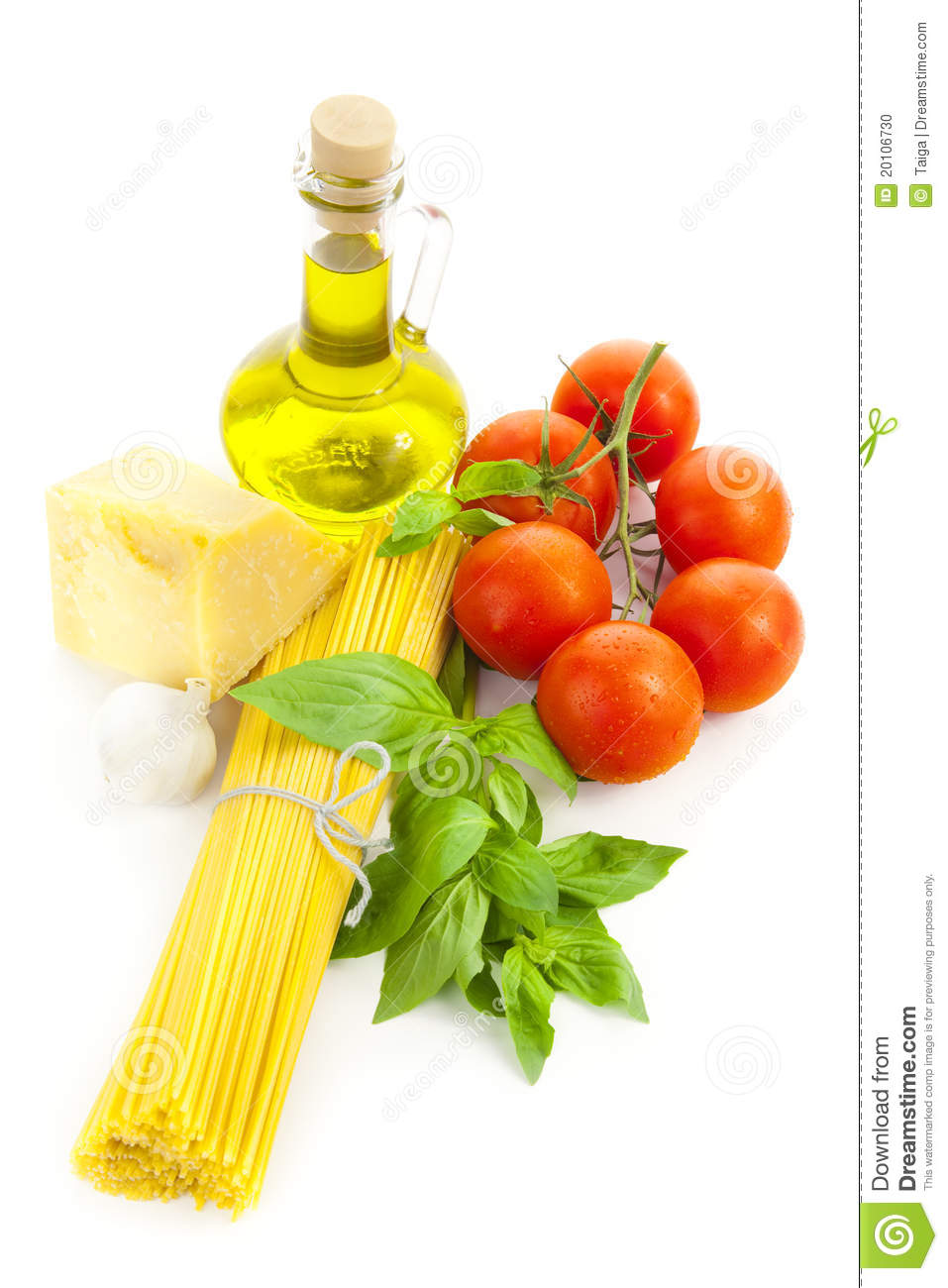 how to say ingredients in italian