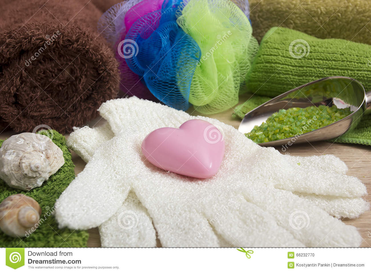 Ingredients For Making Soap At Home Stock Photo - Image of perfume