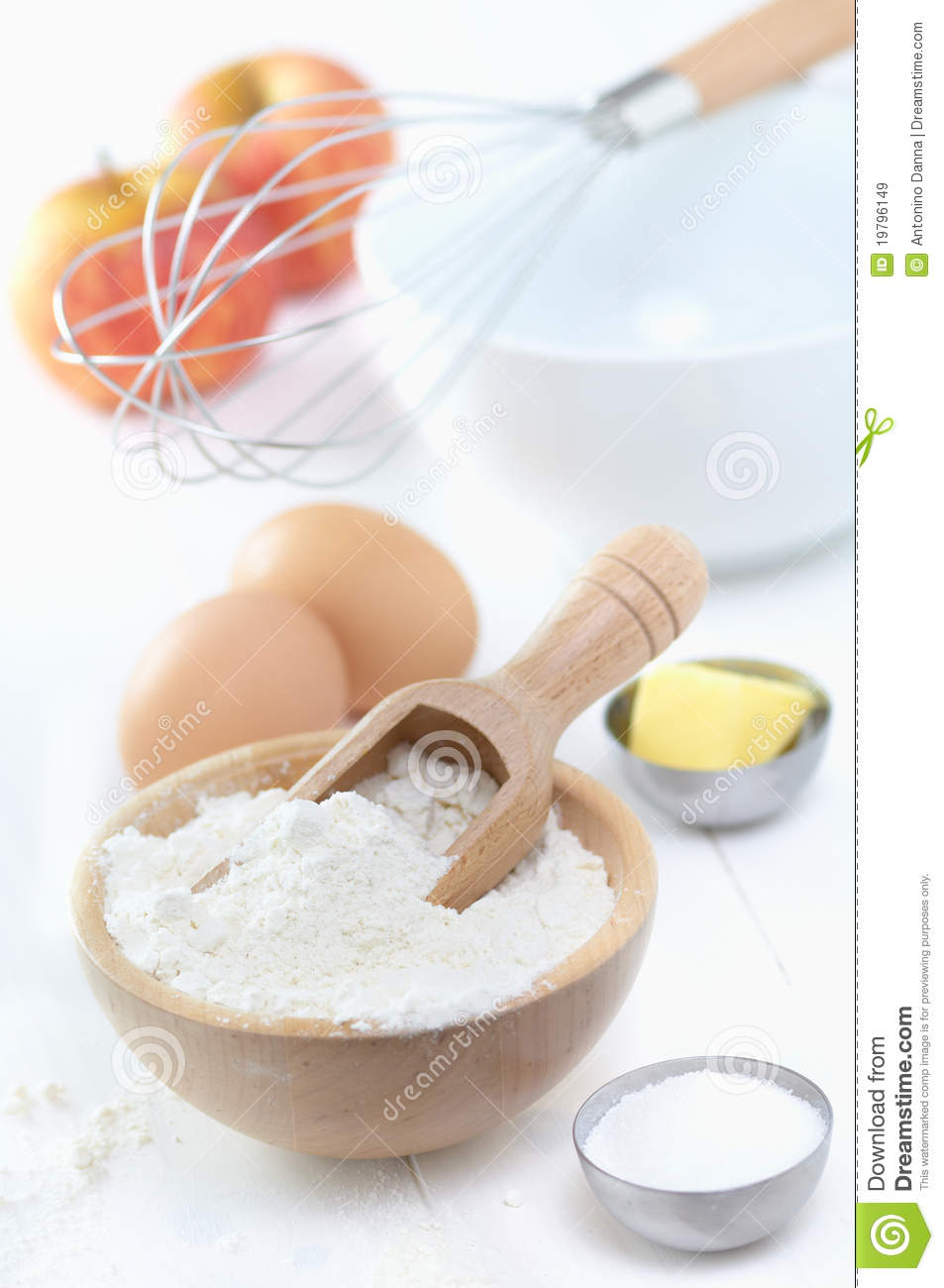 Ingredients to make a cake royalty free stock images for What are the ingredients for making cake