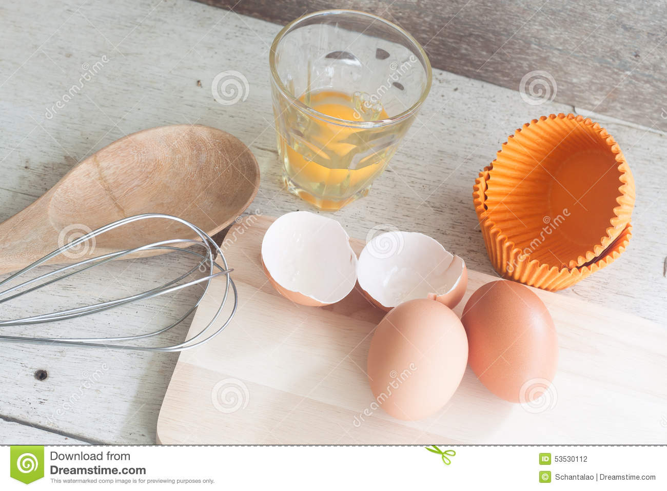 Ingredients to make a cake stock photography for What are the ingredients for making cake