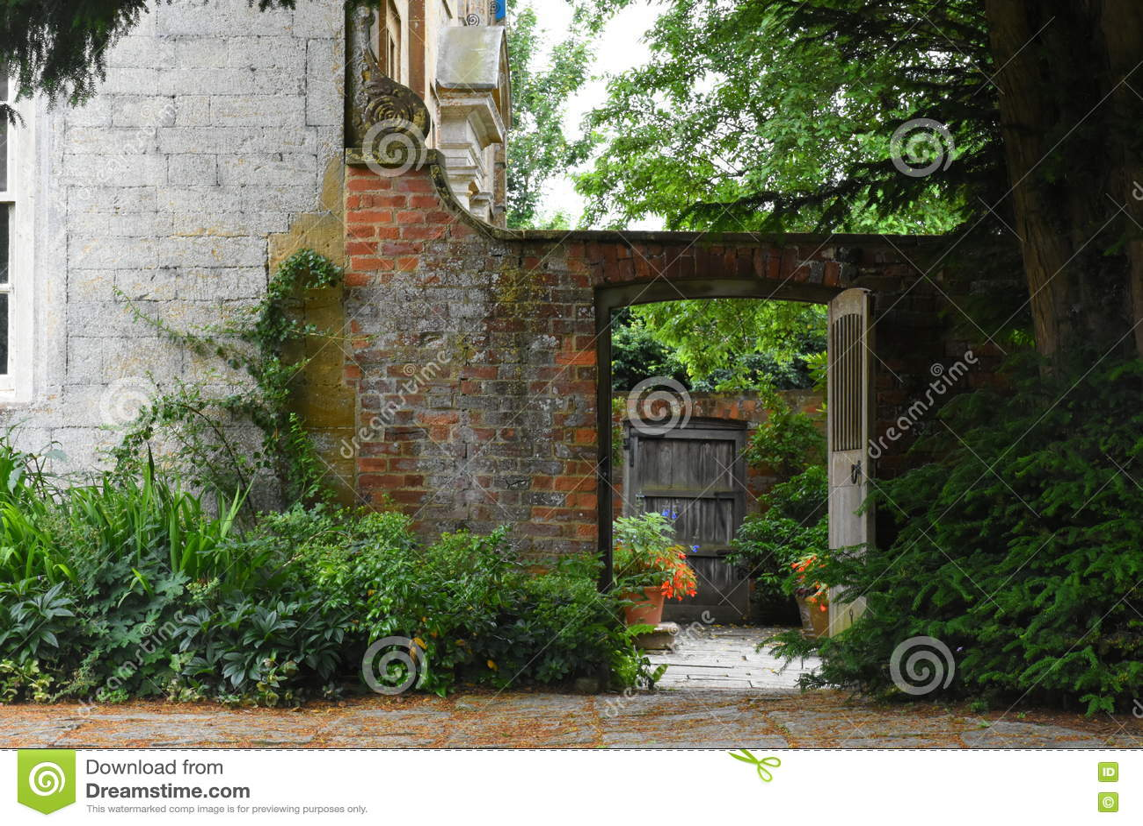 Ingresso camera di tintinhull e giardino somerset - Ingresso giardino ...