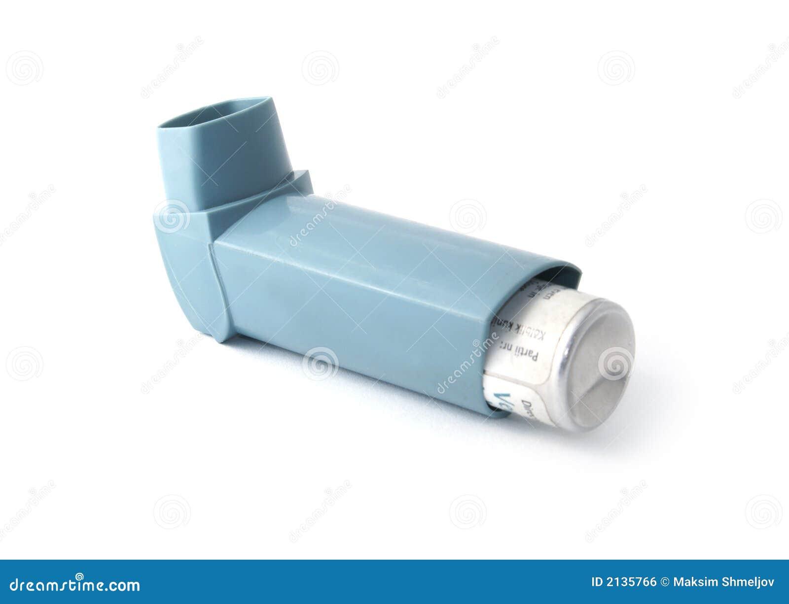 Inhalateur d asthme